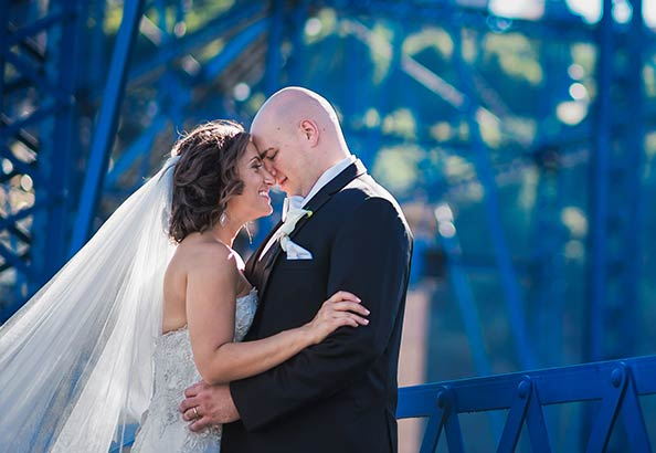 Phipps Conservatory Wedding | Frank & Maryse