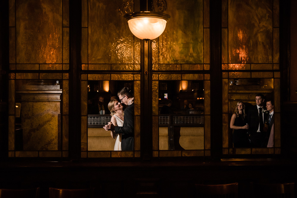 Pittsburgh Grand Concourse Wedding